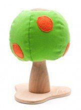 Anamalz Orange Tree wooden toy figure   www.minizoo.com.au