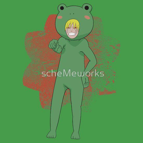 Naruto - Frog Onesie