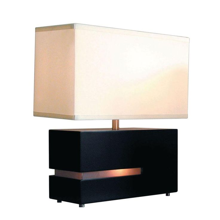 Nova 19 In Zen Reclining Table Lamp Table Lamp Lamp Floor Table Lamps