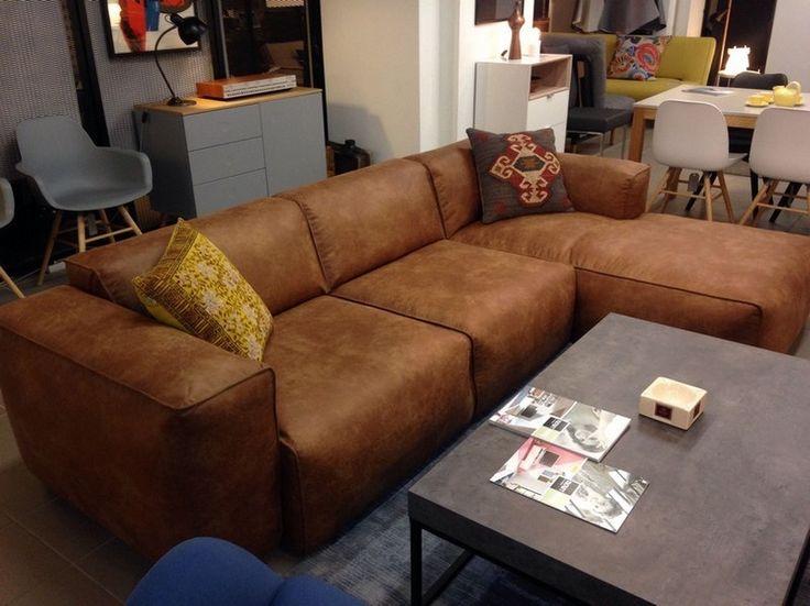 Scanova FRESNO bemutatótermi kanapé - vintage » InnoShop | InnoShop - Megfizethető design bútorok és lakberendezési kiegészítők. Ülőgarnitúrák, kanapék, bútorok, design ajándékok egy helyen.