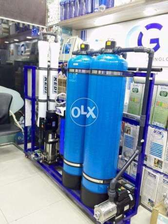 Ro Plant For Commercial Mineral Water Plant Ogo Ro Water Technologies - Karachi - Business, Industrial & Agriculture