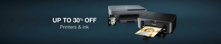 Amazon.in is here with an amazing offer, where you get up to 30% off on  branded & latest printers and inks. You can pick the printers from various top brands like HP, Epson, Canon, Brother and many others. SO what are you waiting for, just hurry and avail this offer immediately. Store Name: Amazon.in Deal: up to ...
