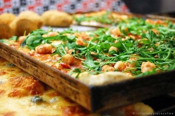Pizza à Pezzi lx