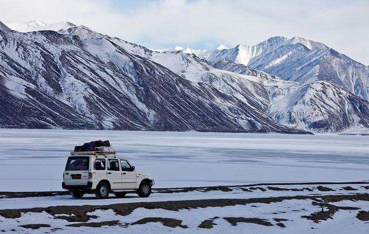 Winters in Ladakh India