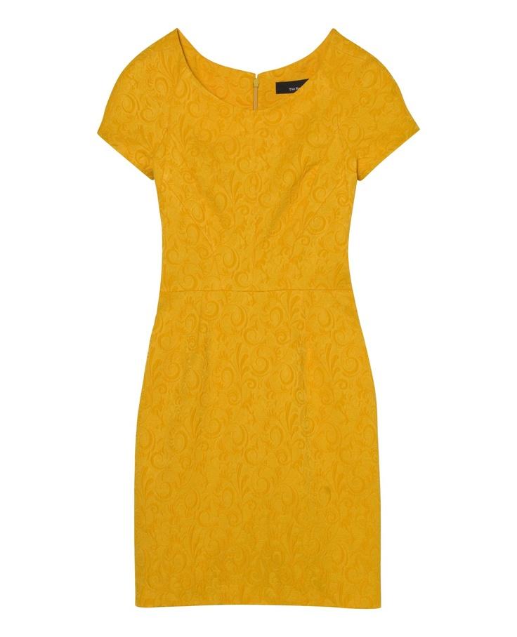 Jacquard dress - Dress - Women - The Kooples