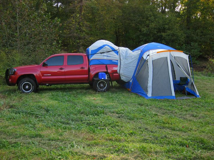 George Thompson at Lyman Run State Park in PA... hooked up the Sportz 84000 SUV tent to a tear drop trailer! | Our Happy C&ers | Pinterest | Suv tent and ... & George Thompson at Lyman Run State Park in PA... hooked up the ...