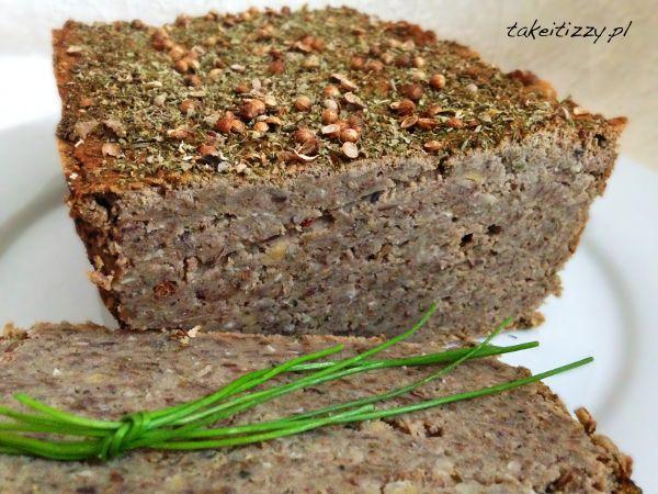 Pasztet wegetariański z soczewicy i ciecierzycy