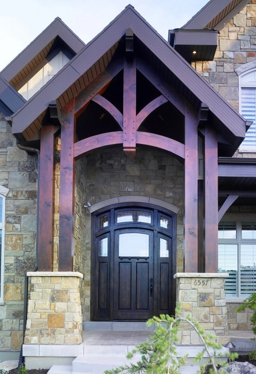 12 best Gable Ends images on Pinterest | Beams, Ceiling beams and ...