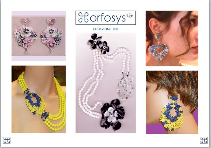 Bijoux by Morfosys  / Made in Italy