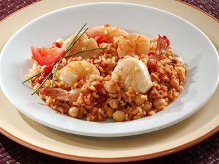 33 best chef md recipes images on pinterest medical medical chefmd healthy recipe saffron scallop shrimp and chickpea paella forumfinder Choice Image