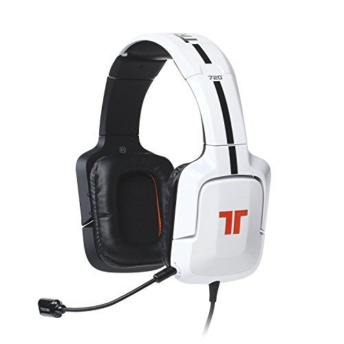 Spectacular TRITTON Surround Headset for PS PS and Xbox u White