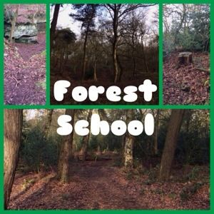 Love outdoor play - Fun forest school activities that can be done in local woods, parks, Forest schools or even in your own back garden.
