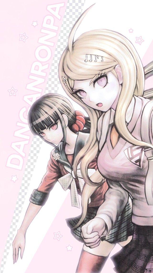 Kaede And Maki Wallpaper Danganronpa Anime Best Anime Shows