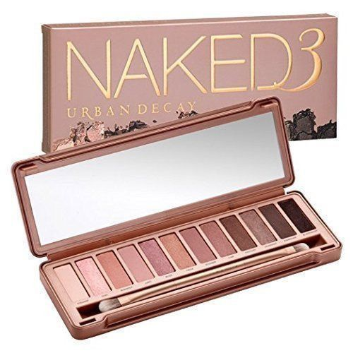 Naked, Naked 2, Naked 3 Eye Shadow Palette From Urban Decay