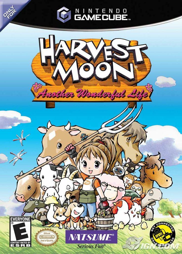 Harvest Moon Another Wonderful Life (Nintendo 64
