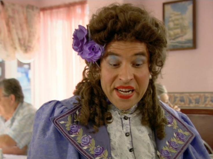 "little britain, ""I'm a lady!"""