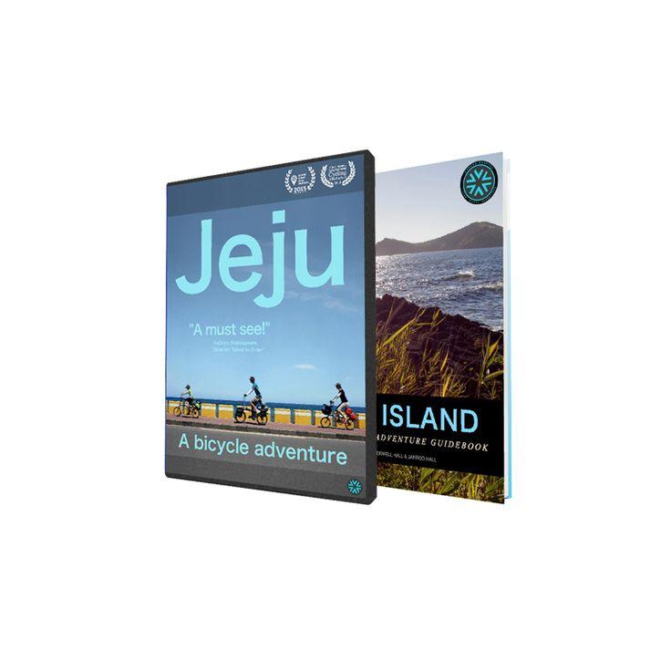 Jeju eBook & DVD Cover