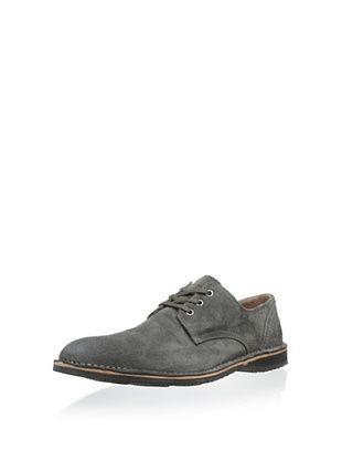 50% OFF Andrew Marc Men's Dorchester Oxford (Dark Grey/Black/Deep Natural/Natural Leather)