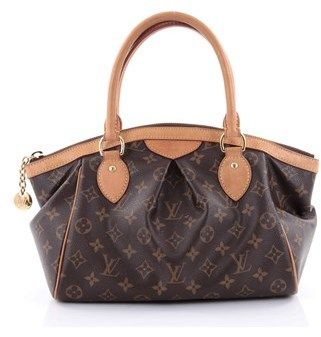 Louis Vuitton Pre-owned: Tivoli Handbag Monogram Canvas Pm.