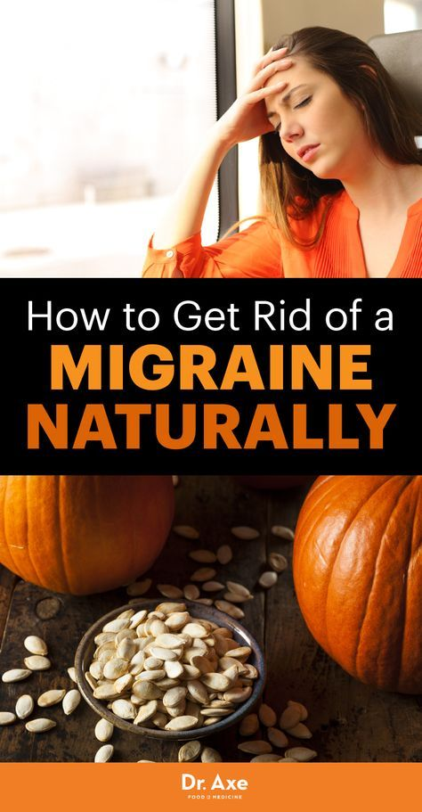 Natural Methods To Get Rid Of Migraines