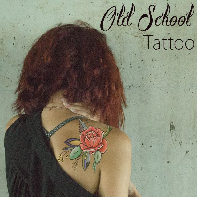 Ink Some Old School Tattoos with Our New Clipart Package