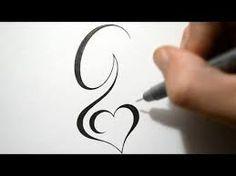 tatouage initiale g