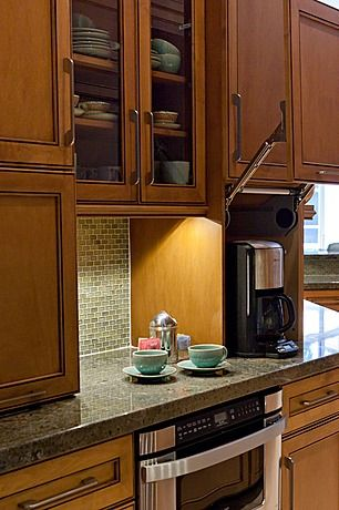 Must has space for espresso machine. :)   http://www.zillow.com/digs/Freeman-Kitchen-Bath-Home-boards/Transitional-Kitchen-in-FL/#url=%2Fdigs%2Fkitchens-5213522052%2F&id=5213522052