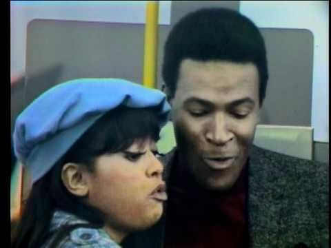 ▶ Ain't No Mountain High Enough (extra HQ) - Marvin Gaye & Tammi Terrell