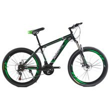 Mountain Bike BMX Bicycle 26 Inch 21-Speed Dual Disc Brakes Adult Men And Women Shift Student Bicycle