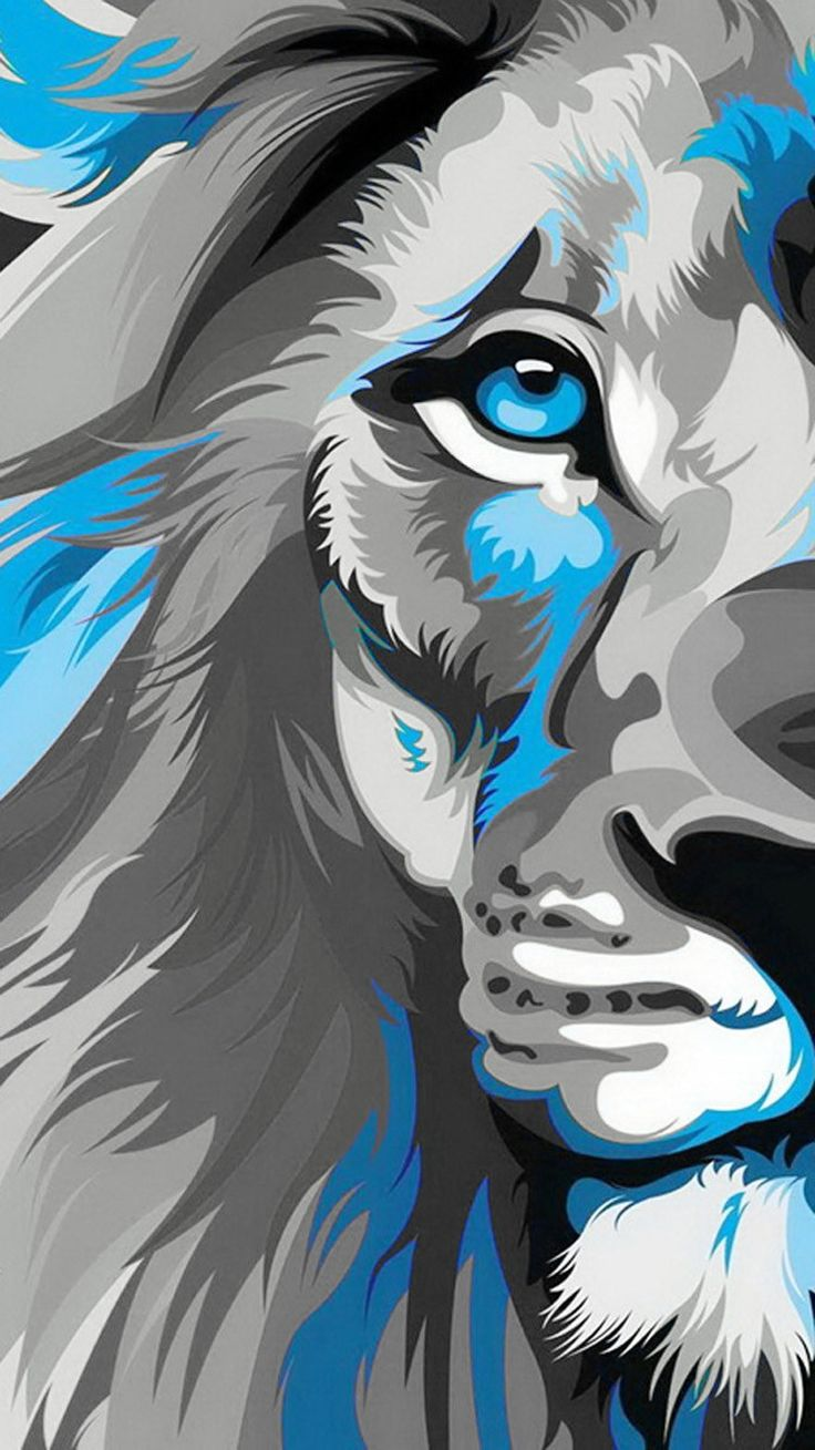 Colour pop lion blue colour pop original posted as well
