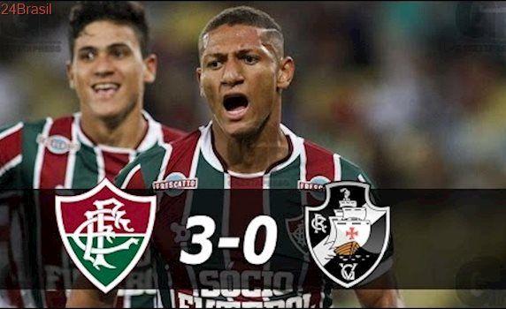 Fluminense 3 x 0 Vasco - Gols & Melhores Momentos (COMPLETO) Campeonato Carioca 2017