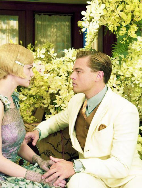 Jay Gatsby and Daisy Buchanan