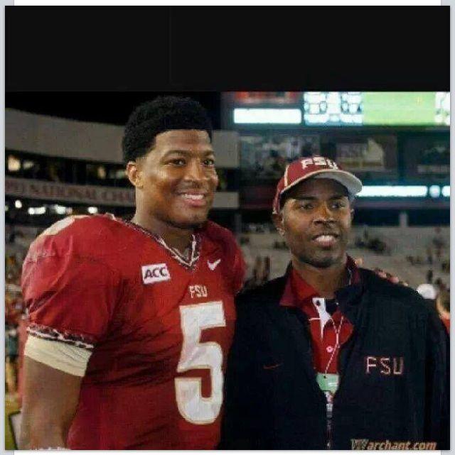 #FSU #Florida State #Seminoles - Two great Heisman Trophy winners : Charlie Ward and Jameis Winston