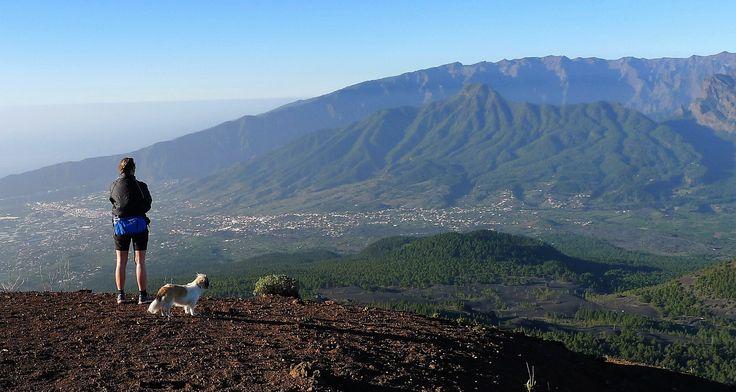 Pico Birigoyo, La Palma