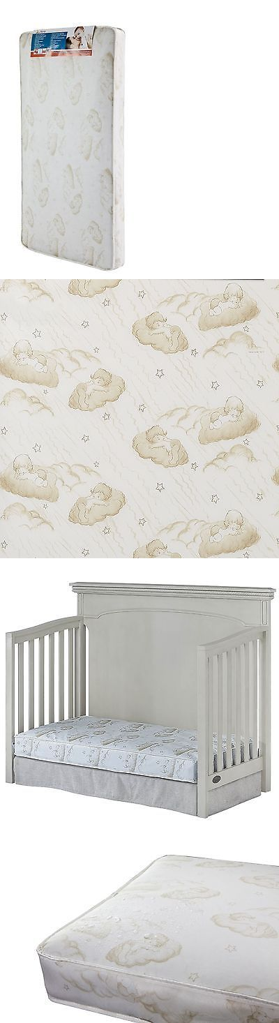 Crib Mattresses 117035: Dream On Me Spring Crib And Toddler Bed Mattress Twilight, Free Shipping, New -> BUY IT NOW ONLY: $46.09 on eBay!