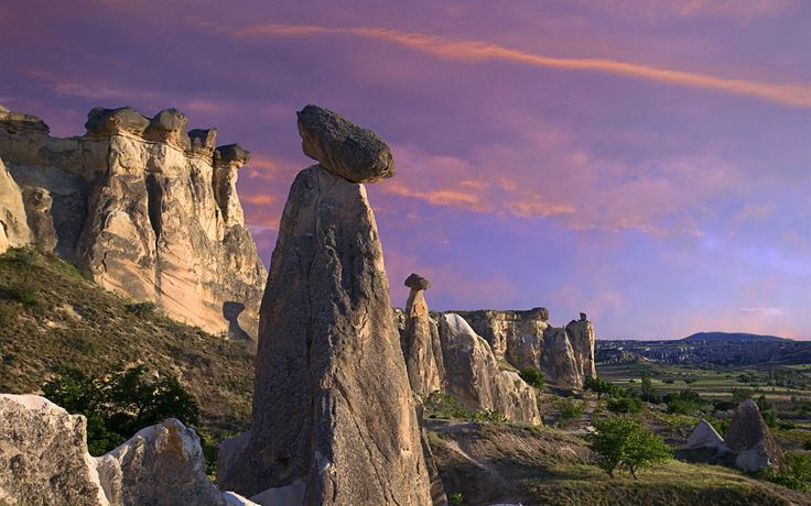 Sırlar ve Harikalar Diyarı; Kapadokya