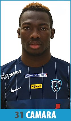 Aboubacar Demba CAMARA - Paris FC