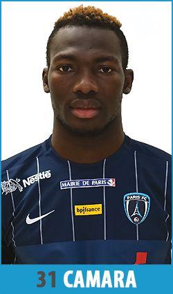 Aboubacar Demba CAMARA - Paris FC