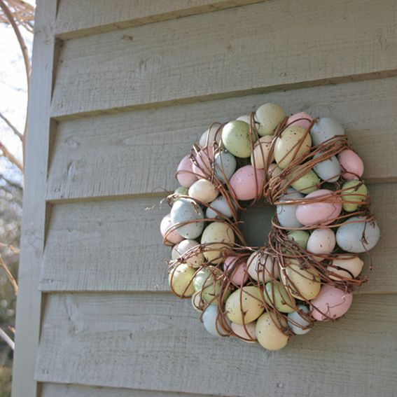 Easter wreath <3 inspiration