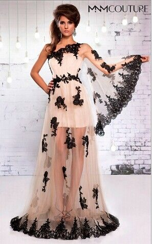 >> Click to Buy << Lace Appliqued Lace Prom Dress With Backless 2017 Court Train Appliques Celebrity Party Pageant Dress #Affiliate