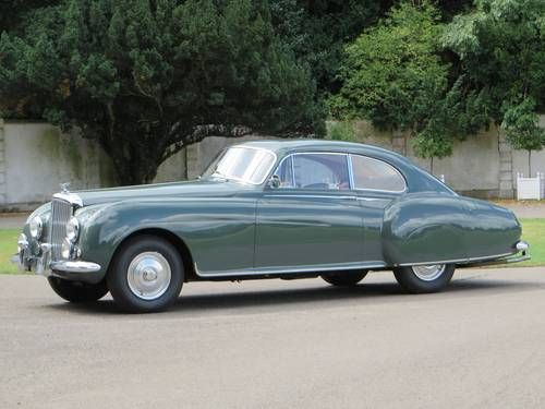 1954 Bentley R Type Continental Fastback by HJM