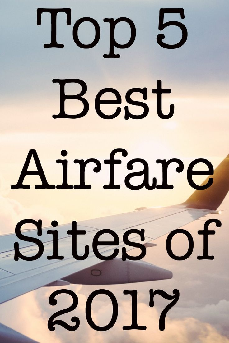 Top 5 Airfare Sites of 2017. In this blog post you will read about my top 5 airfare sites I use/look at when I am looking for cheap flights and deals! Don't forget to share if you found it useful! Read my top 5 here - http://borntobealive.blog/welcome/top-5-best-airfare-sites-2017/ #travel #blog #airfare #2017 #travelling #travelblog #share