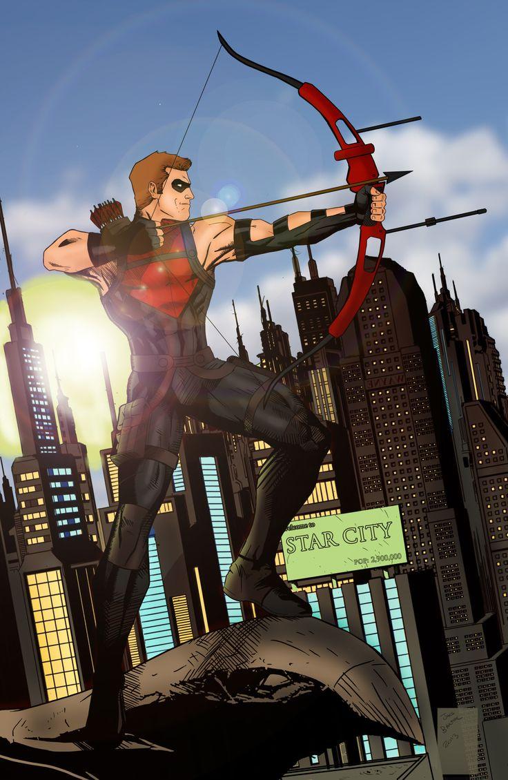 Red Arrow - Jake Bartok