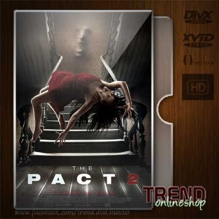 The Pact II (2014) / Caity Lotz, Camilla Luddington / Horror, Mystery, Thriller / Ind / 720p   #trendonlineshop #trenddvd #jualdvd #jualdivx