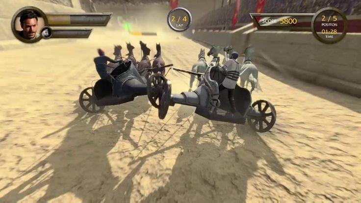 Ben-Hur Worst X-Box One Game Ever?  Quick Game Play Video  –  SSWI TV SSWI TV    #XboxOne #BenHur #Gaming #VideoGames