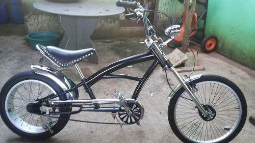 Bicicleta Chopper Lowrider