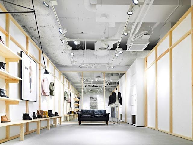 Hope Flagship Shop Stockholm |  Smålandsgatan 14