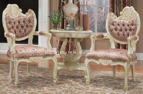 Kursi Teras Model Apel Mebel | Putra Mebel Jepara | Mebel Furniture | Toko Furniture | Mebel Jati Minimalis