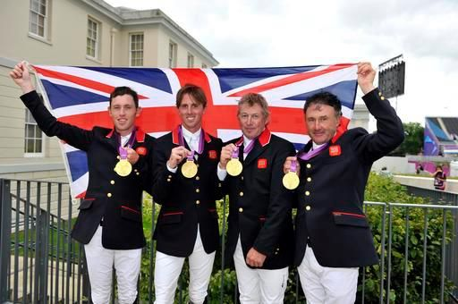 TEAM GB and the London 2012 Olympics #OurGreatestTeam