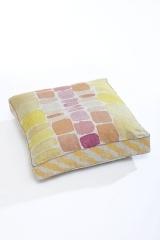 Gorgeous Pastels - Nancybird Large Cushion